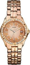 Guess Women's U11069L1 Rose-Gold Stainless-Steel Quartz Watch