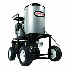 Simpson King Brute Professional 3000 PSI (Gas-Hot Water) Pressure Washer