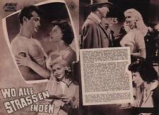 JOAN COLLINS  - JAYNE MANSFIELD - SALE !!! - German Film Industry Brochure 1957