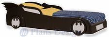 Awesome Batman Mobile Twin Bed Woodworking Plans (Instructions), Do It Yourself