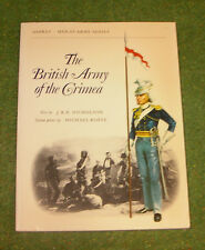 OSPREY MILITARY MEN AT WAR SERIES THE BRITISH ARMY OF CRIMEA