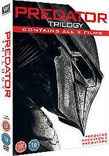 Predator Trilogy (DVD,2011, 3-Disc Box Set)Contains All 3 Films