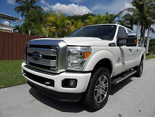 Ford: F-350 PLATINUM