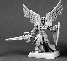 General Matisse Overlords Warlord Reaper Miniatures Anti Paladin Fighter Melee