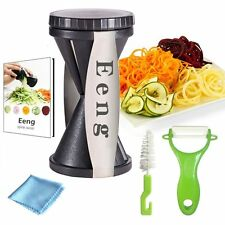 Best Kitchen Tool Slicing Spaghetti Zoodle Maker Vegetable Vegetti Zoodler