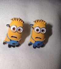 Minions Two Eyes Cufflinks Dad Father Birthday Christmas