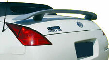 fits 03-09 Nissan 350Z Convertible Custom Style Spoiler Wing
