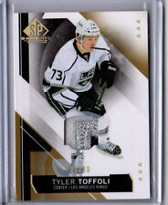 2015-16 Tyler Toffoli UD Sp Game Used  PATCH RC /49 Kings