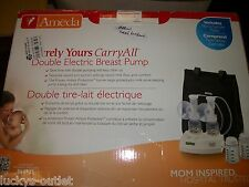 NEW Ameda Purely Yours Carry All Double Electric Breast Pump BROKEN SEAL NEW