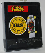 TECH DECK Collector Series G&S 1987 Steve Claar 96mm