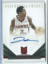 #2/10 (ONLY 10) 2012-13 MOMENTUM RED AUTO AUTOGRAPH LOUIS WILLIAMS RARE $100??