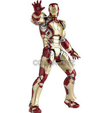 Revoltech 049 Sci-Fi Iron Man Mark XLII Action Figure Marvel Kaiyodo 49