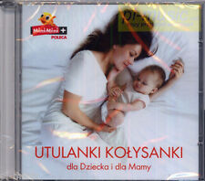 = UTULANKI KOLYSANKI dla Dziecka i dla Mamy/MiniMini poleca/ CD sealed Kołysanki