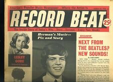 LESLEY GORE DIONNE WARWICK NANCY SINATRA THE HOLLIES RECORD BEAT MARCH 29 1966