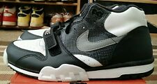 DS RARE VINTAGE NIKE AIR TRAINER 1 PYTHON 2002 SZ 12 OG AT1 BRAND NEW AJ SB DMP