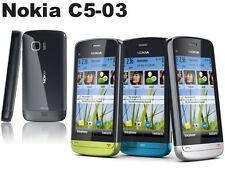 Nokia C5-03 5MP Camera With Wi-fi and 3G Mobile Phone..