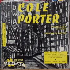 """COLE PORTER/JACQUES LASRY/DI MACCIO IN THE STILL OF THE NIGHT 45 t 7"""" FRENCH EP"""