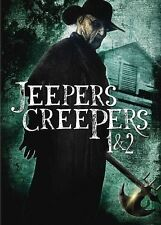 Jeepers Creepers/Jeepers Creepers 2 (DVD, 2014, 2-Disc Set)