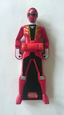 Ranger Key Gokaiger Gokai Red Metallic Power Rangers Bandai from Japan #357