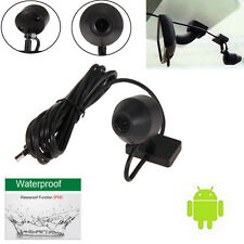 USB Mini Waterproof 170° HD Camera for Android Car GPS Unit USB DVR function