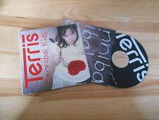 CD Pop Terris - Cannibal Kids (2 Song) MCD BLANCO Y NEGRO