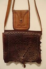 New Original Handcrafted Moroccan Leather Bags