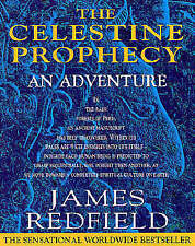The Celestine Prophecy, 2 cassettes: An Adventure  James Redfield new