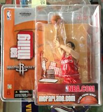 McFarlane Toys Yao Ming Rookie Red Variant  Series Five Houston Rockets