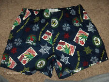 NWT 100% cotton OLD NAVY BOXER BOXERS SHORTS