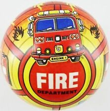 Fire Engine PVC Plastic Football Play Beach Ball Kids Party Childs Pool Birthday