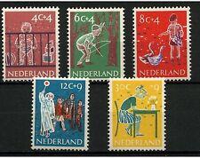 Nederland 731-735 Kinderzegels - POSTFRIS CW 10