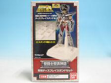 Saint Seiya Myth Cloth Exclusive Use Display Stand Set Bandai