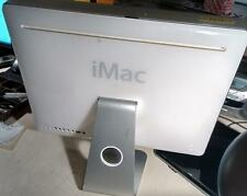 "Apple 20"" iMac A1174 Chassis w/ iSight Front Bezel S/N Screws Case Stand Housing"