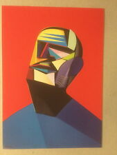 ADAM NEATE, Exhibition invitation card, Elms Lesters Painting Rooms, 2015