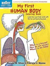 BOOST My First Human Body Coloring Book (BOOST Educational Series)