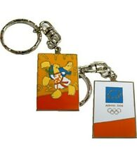 JUDO SPORT WITH MASCOT ATHENS 2004 OLYMPIC GAMES KEYCHAINS KEY HOLDER