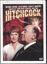 Dvd **HITCHCOCK** con Anthony Hopkins Scarlett Johansson nuovo slipcase 2013