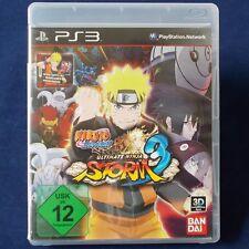 Ps3-playstation ► naruto shippuden: ultimate ninja storm 3 ◄ top