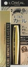 LOREAL CURL IMPACT COLLAGENE CURL FIXING VOLUME MASCARA BLACK **BRAND NEW**