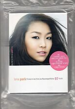 Lena Park - 10 Ways To Say I Love You Repackaged Edition Sealed K-pop $2.99