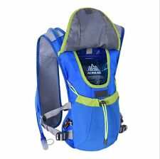 US - AONIJIE Hydration Bladder Vest BackPack Outdoor Running Camping Hiking Bag