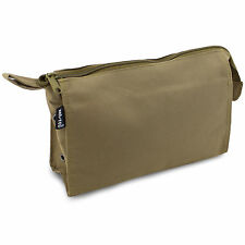 Basic Military Army Travel Cadet Scout Camping Hiking Wash Bag Kit Pouch Desert