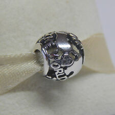 New Authentic Pandora 791718CZ Around The World Earth Box Included