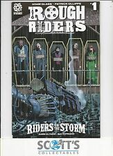 ROUGH RIDERS ON THE STORM  #1  NEW  (BAGGED & BOARDED) FREEPOST