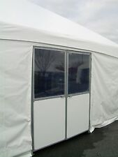 Tent double doors, Commercial, Frame, Party, Tent, awning - George Maser