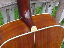 VINTAGE  YAMAHA ACOUSTIC GUITAR PLUS VINTAGE SCHALLER  TUNERS WEST GERMANY