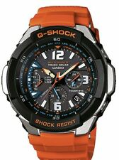 Casio Men's G-Shock GW-3000M-4AER Aviator Solar Automatic Watch
