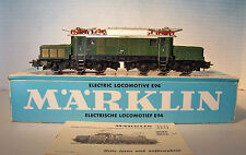 MÄRKLIN - Rare AUSTRIAN 3052 Electric Locomotive, Boxed.