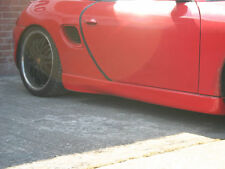 Porsche Boxster 986/987 Aero Side Skirts/Sills/Rockers - 1996-2011 - Brand New!