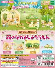 Sylvanian Family Forest NAKAYOSHI Kindergarten, 4pcs - Epoch   , h#1